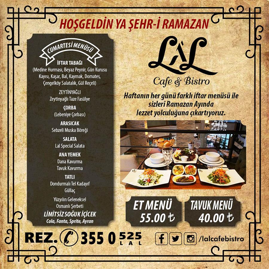 Kazan Kitchen Menu